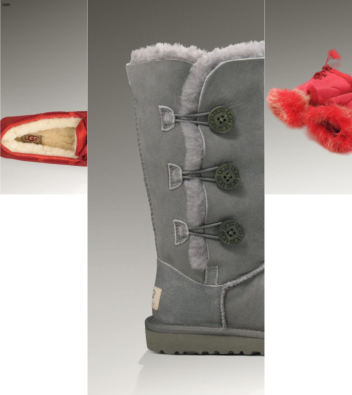 stivali ugg sono impermeabili