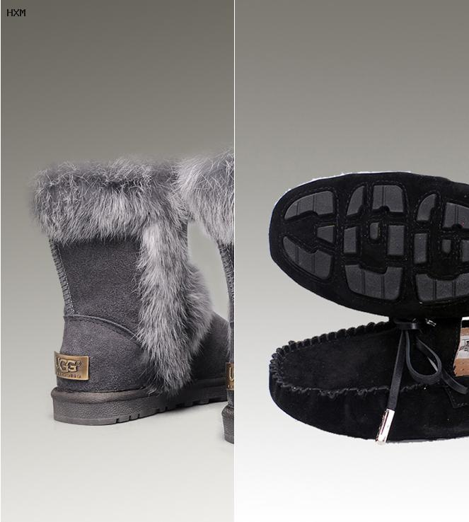 ugg mini button boots